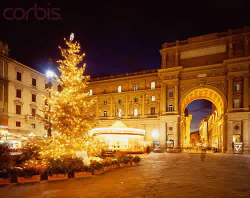 Флоренция в декабре 2