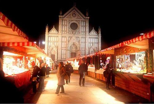 Флоренция в декабре