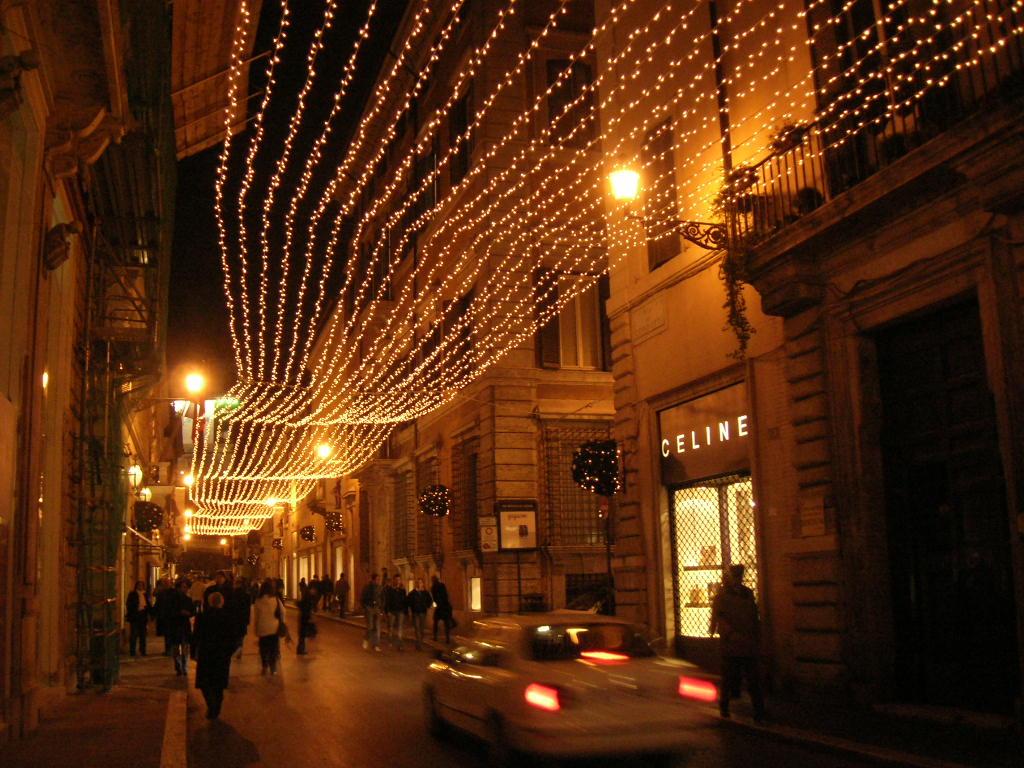Рим в декабре 3