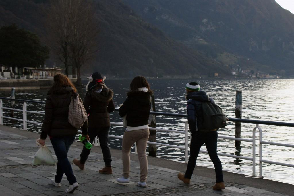 озеро Изео Пизонье 16