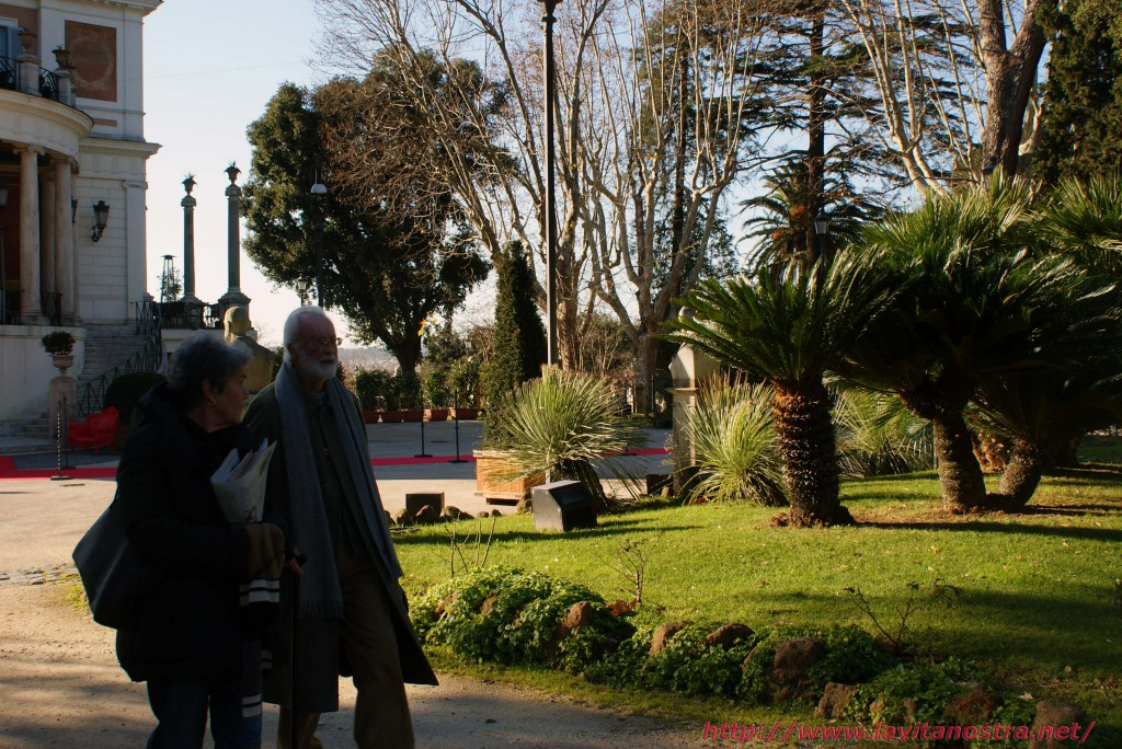 Вилла Медичи парк 3