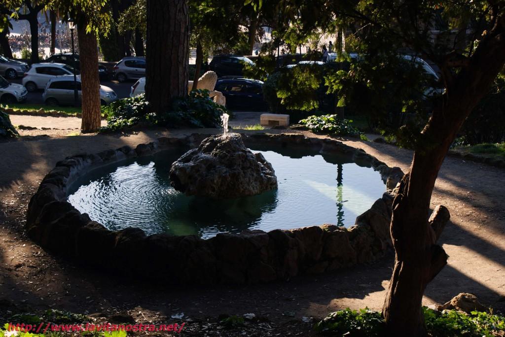 Вилла Медичи парк 8