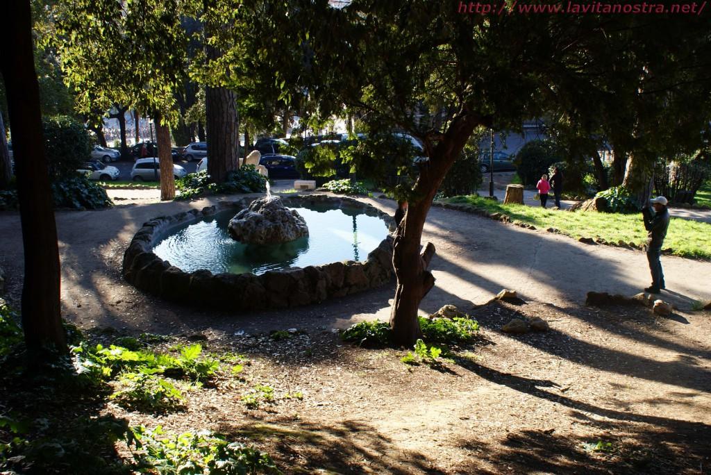 Вилла Медичи парк 9