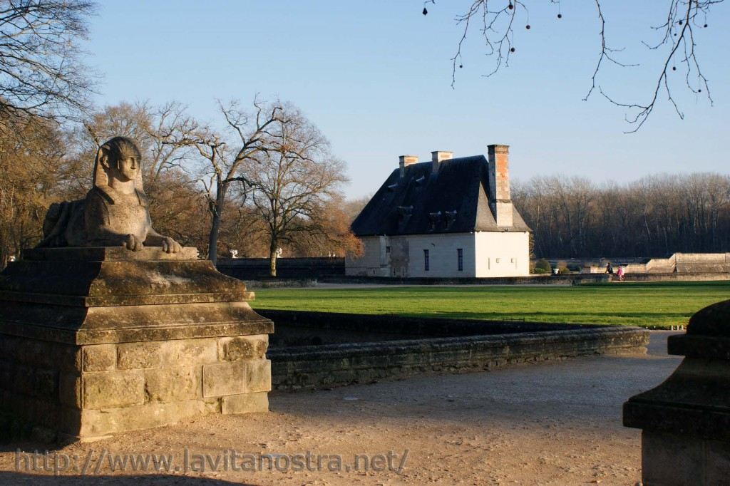 Замок Шенонсо Франция 3