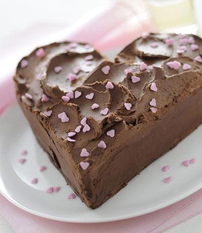 Торт Святой Валентин 4