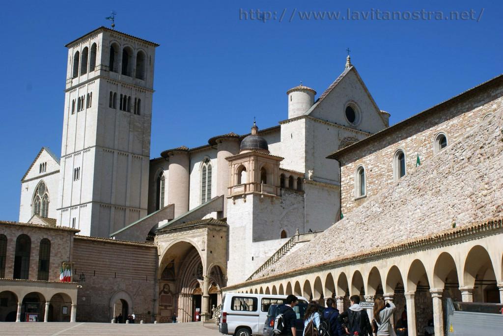 Basilica San Francesco Assisi 5