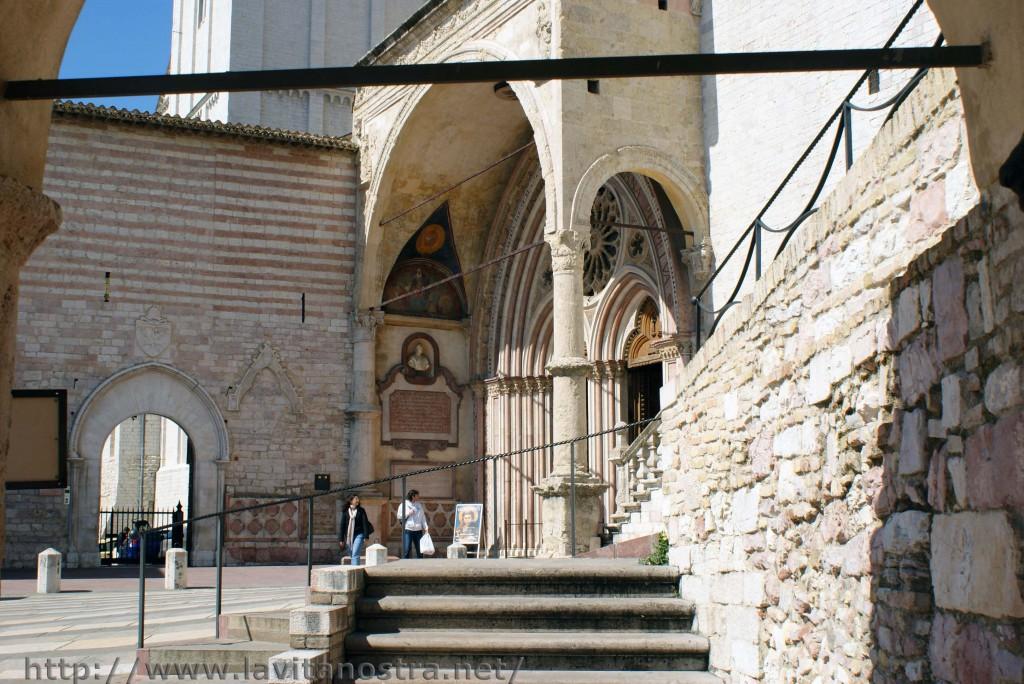 Basilica San Francesco Assisi 6