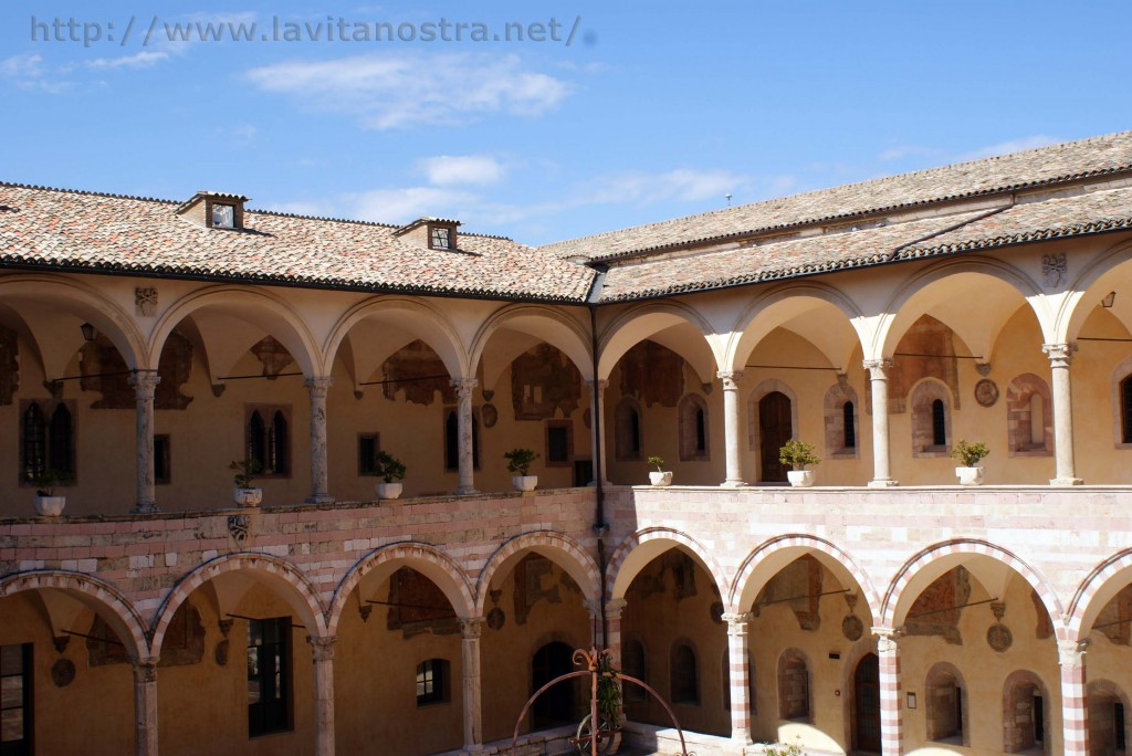 Basilica San Francesco Assisi 7