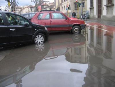 Флоренция в марте 3