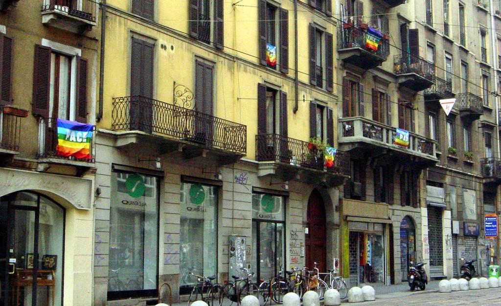 Милан в марте 3