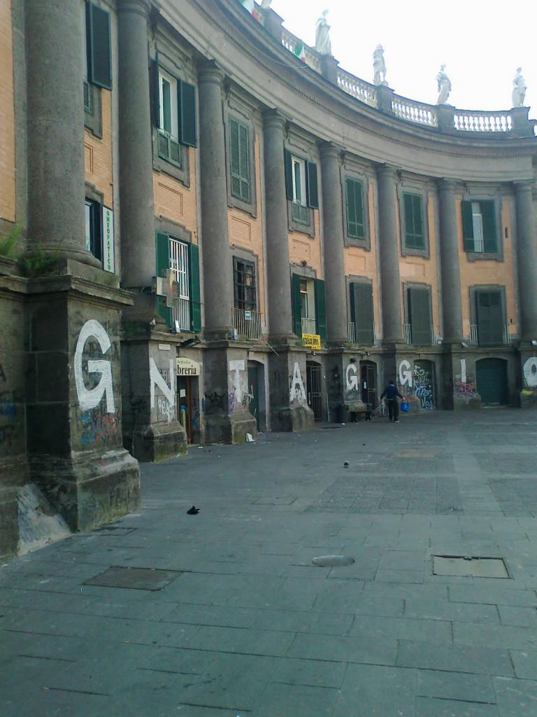 Неаполь в марте 11