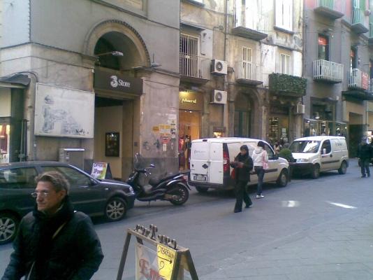Неаполь в марте 2