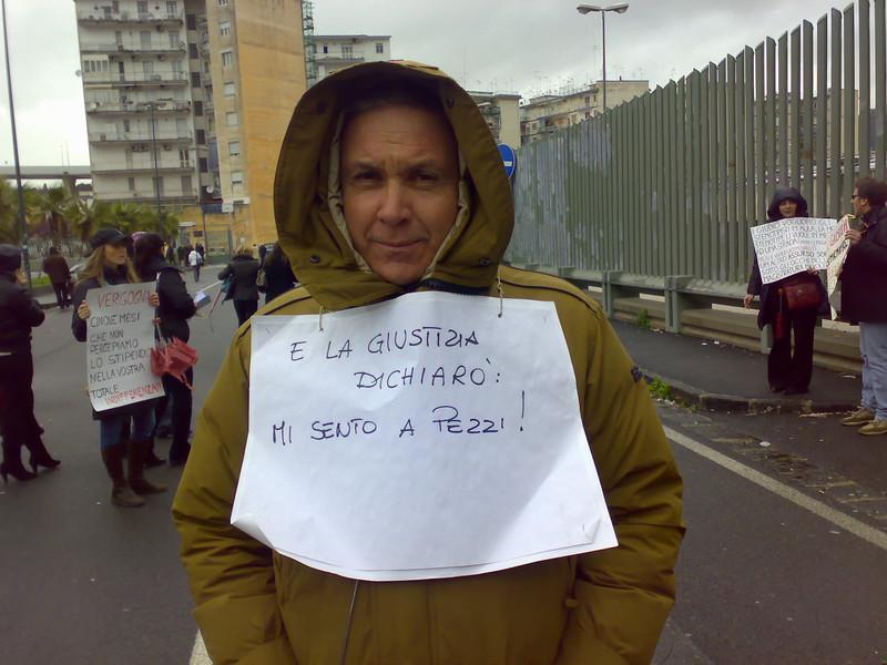 Неаполь в марте 7