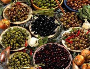 Оливки Италии