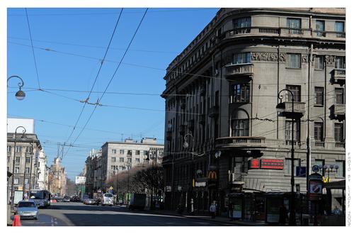 Peterburg metro petrogradskaya