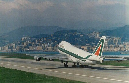 Transport v italii avia