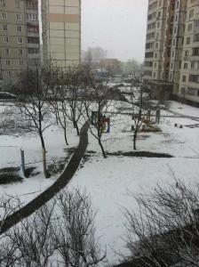 Vesna v Kieve
