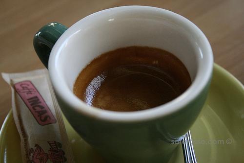 Espresso v Italii