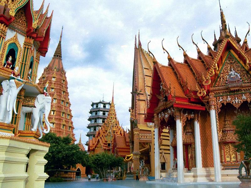 Puteshestviye v Tailand 1
