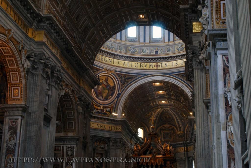 Sobor svyatogo Petra v Rime 3