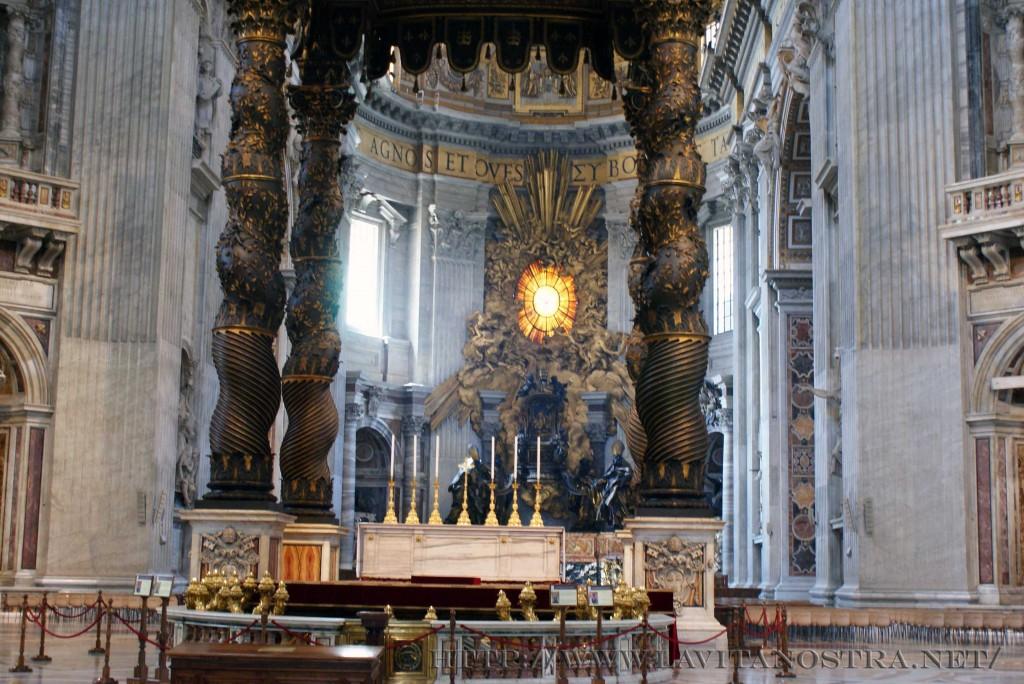 Sobor svyatogo Petra v Rime 4