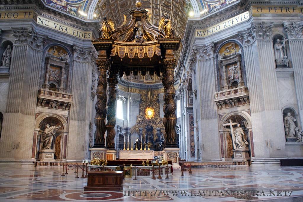 Sobor svyatogo Petra v Rime 6