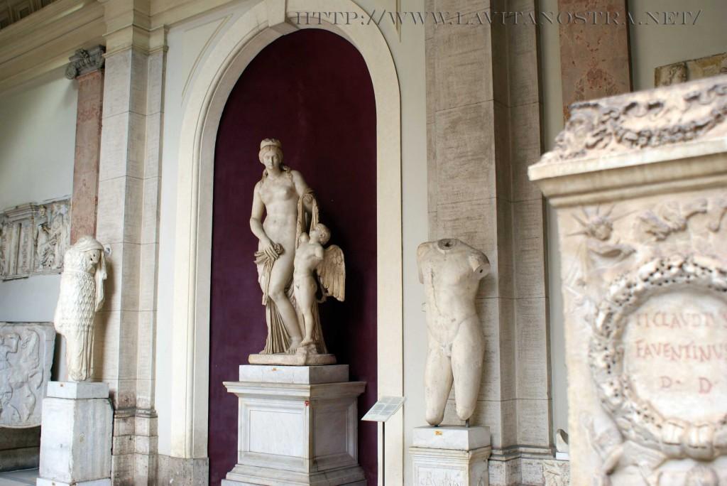 Muzei Vatikana Rim 1