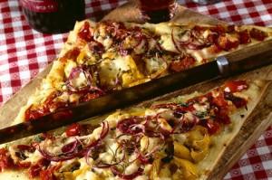 Pizza sredizemnomorskaya