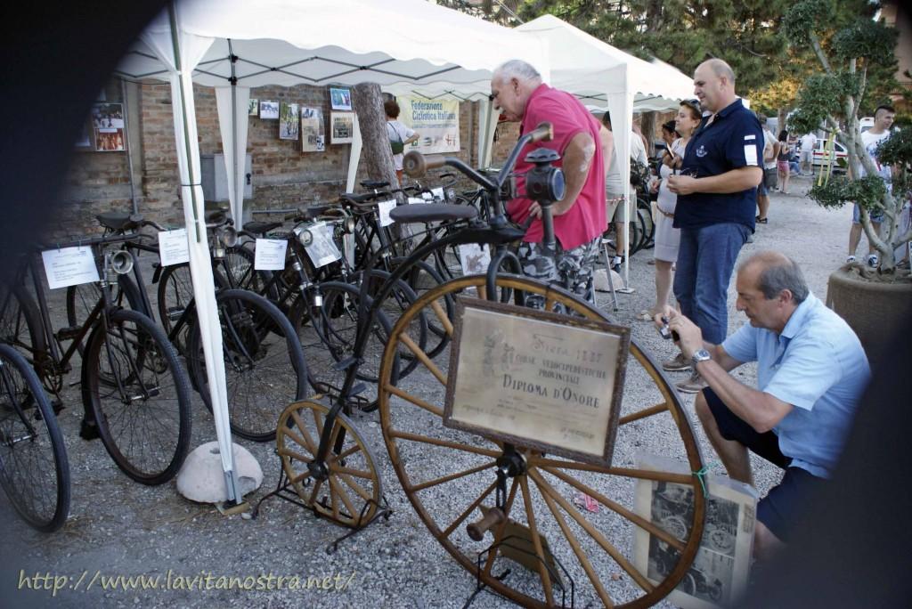 """Один из первых велосипедов, """"доживших"""" до наших дней"""