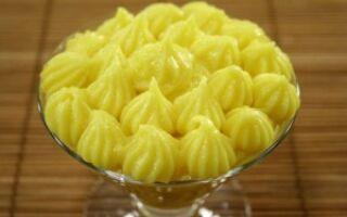 Крем – десерт