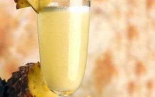 Коктейль ананасовый