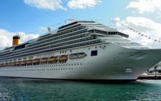 Свежие новости о расследовании трагедии лайнера «Коста Конкордия»