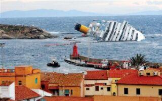 Италия новости на сегодня 23.04.12г. о Коста Конкордия