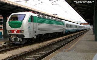 Междугородний транспорт в Италии