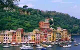 Одно из чудес света – Портофино Италия