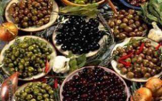 Удивительные факты об оливках Италии