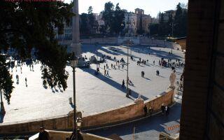 Секреты римской Площади Пополо