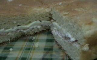 Хлеб для трамедзини