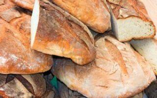 Хотите сравнить итальянский хлеб с нашим? Вам сюда!