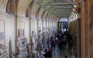 Захватывающий дыхание Ватикан