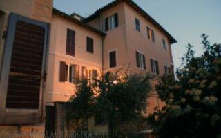 Моя жизнь в монастыре в Перудже
