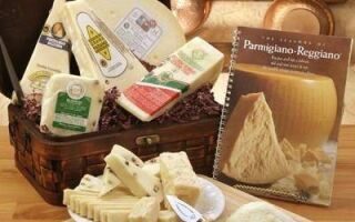 Сыры Италии – блаженство вкуса