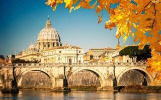 Отдых в Италии в октябре: преимущества и лучшие города для посещения