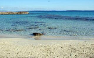 Пляжи сказочной Форментеры