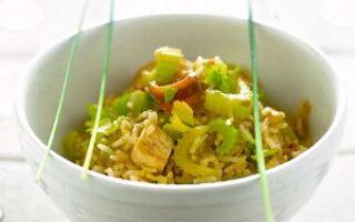 Ароматизированный рис