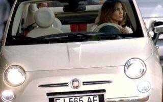 FIAT 500 и Джей Ло