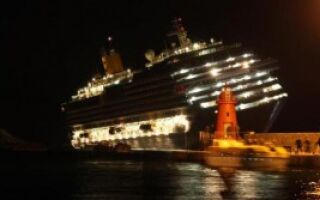 Трагедия у берегов Италии – крушение круизного лайнера