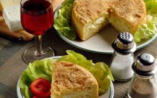 Итальянская запеканка с картошкой и сыром