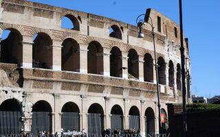 Магнетический римский колизей, взгляд из глубины веков