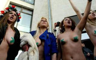 Италия новости на сегодня 29.01.12. Когда протест раздевает?